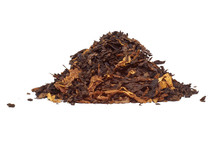 Pile Of Pipe Tobacco Isolated ...