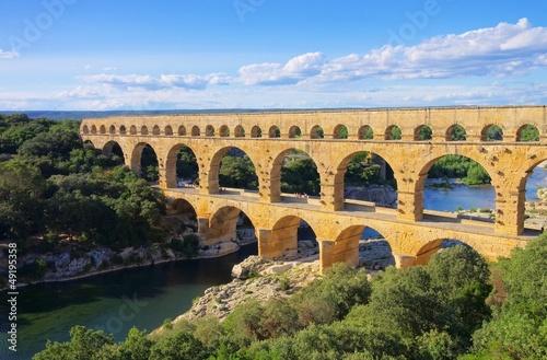 La pose en embrasure Ponts Pont du Gard 33