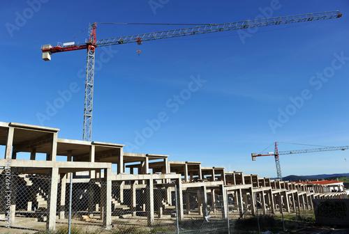Crisis de la construcción, burbuja inmobiliaria