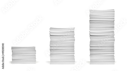 Fényképezés  stack of papers documents office business