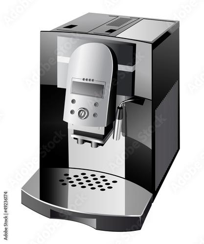 Fotografie, Obraz  kaffeevollautomat_neu