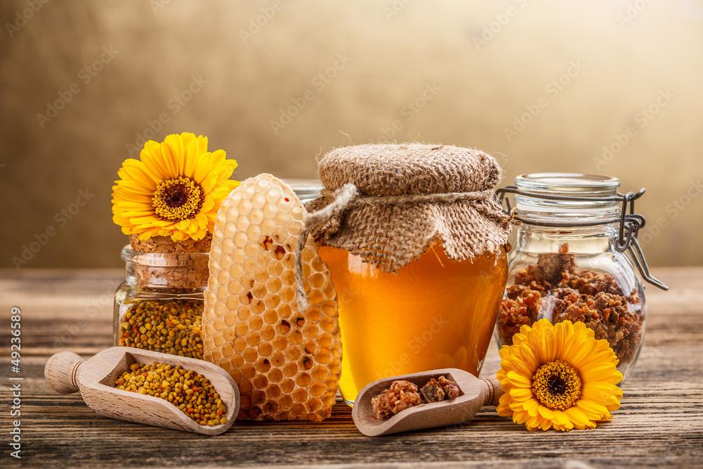 Fototapety, obrazy: Honey