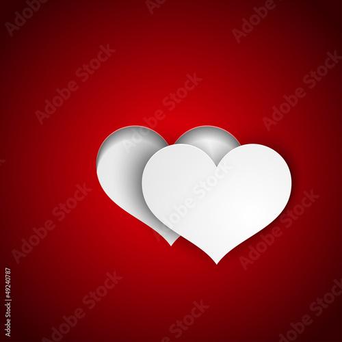 Valokuva  Hearts