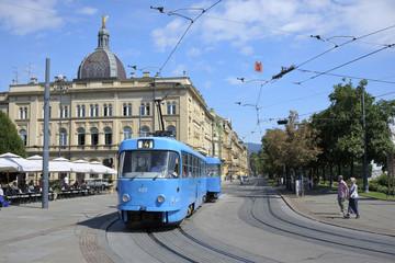 Plavi tramvaj