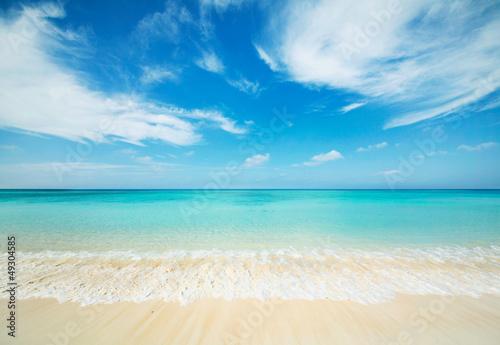 Poster Zee / Oceaan 沖縄のビーチ