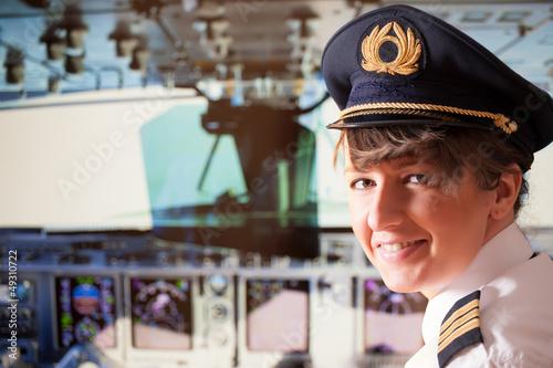 Fotografía  Airline pilot