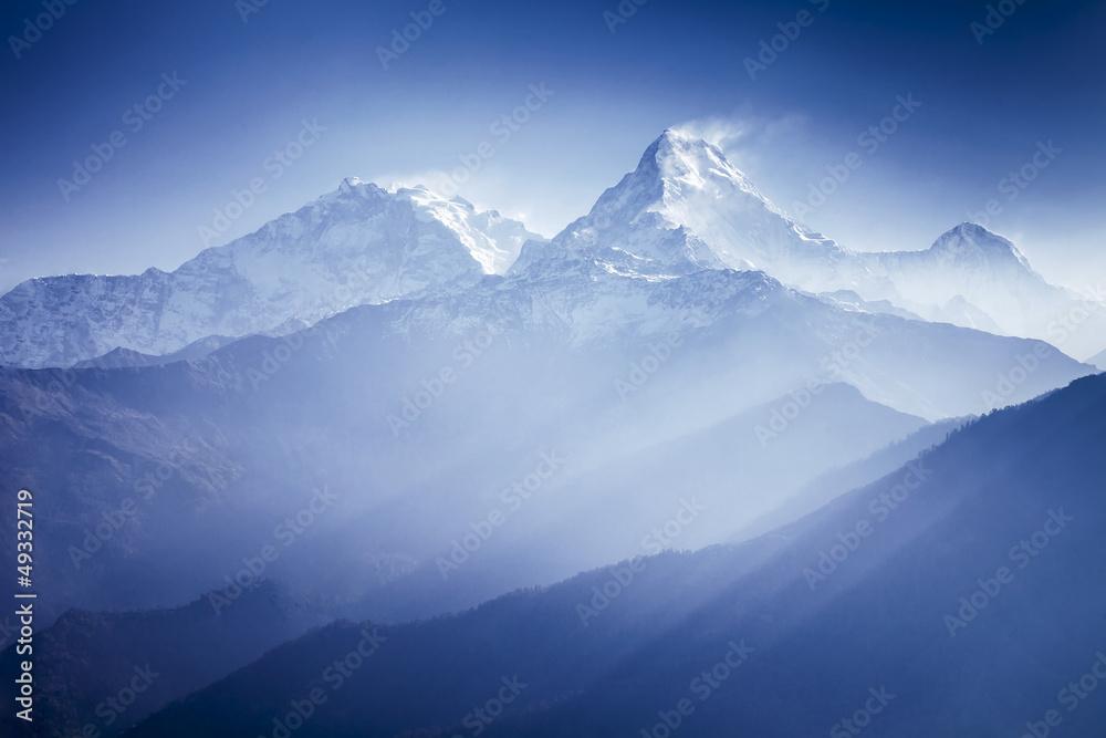 Fototapety, obrazy: Annapurna