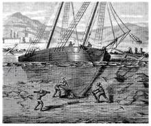 Refloating A Ship - Bateau : R...