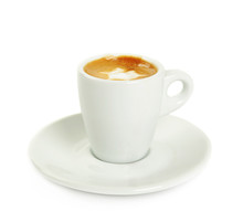 Macchiato Isolated