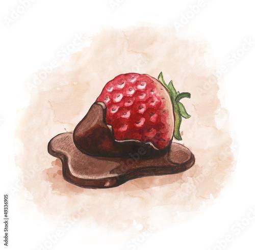 ilustracja-truskawki