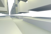 Flying Blocks