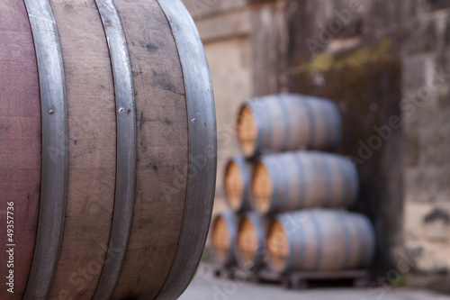 barrel depth of field