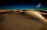 Noc na pustyni