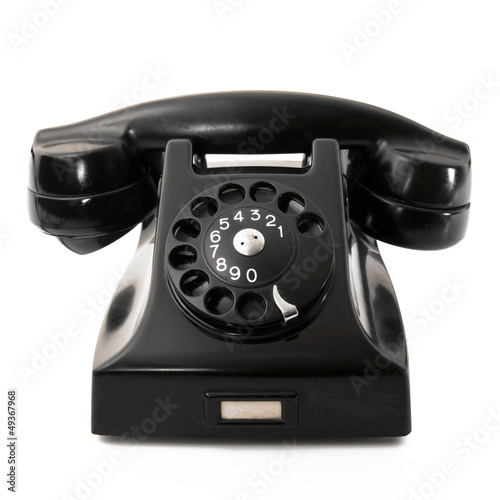 retro-stary-czarny-telefon-stacjonarny
