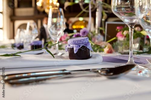 Hochzeit Tischdeko Tisch Dekoration Gastgeschenk Buy This Stock