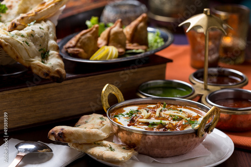 Photo  indian food