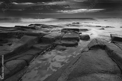 Valokuvatapetti Seascape, Balito Kwazulu Natal, South Africa