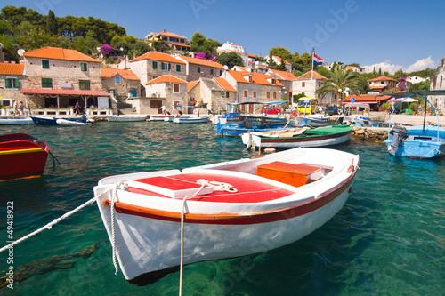 Tela Maslinica, Solta Island, Croatia