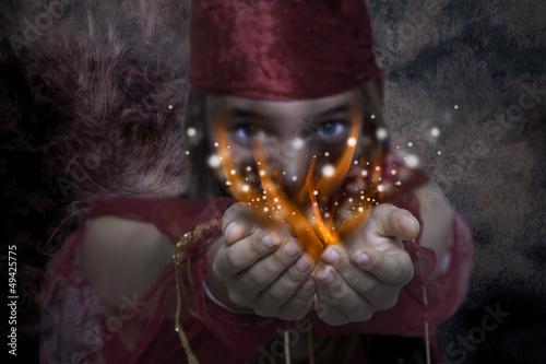 Valokuva magia