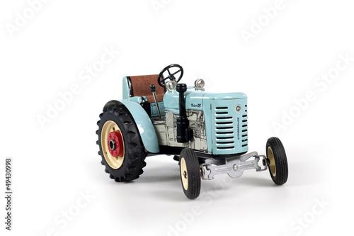 Photo sterzo del trattore