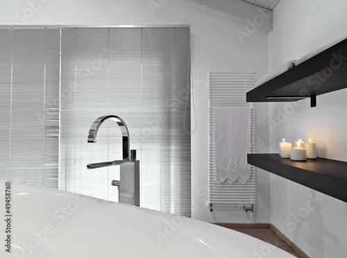 Vasche Da Bagno Moderne : Dettaglio della vasca da bagno in un bagno moderno u2013 kaufen sie