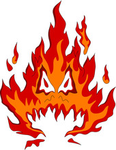 Fire Monster