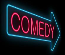Comedy Concept.