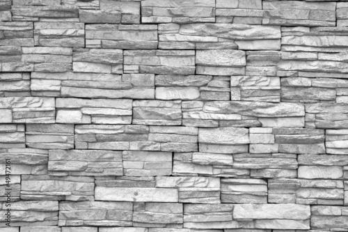 Decorative brick wall. Brick wall as background.