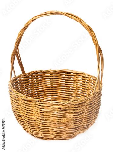 Fotografie, Obraz  Wicker basket