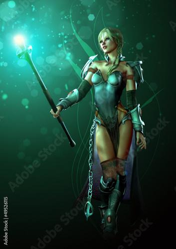 Foto  Warrior of Light