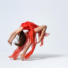 Fototapetathe dancer