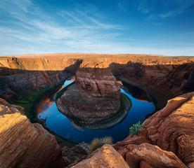 FototapetaHorseshoe Bend canyon