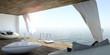 canvas print picture - Urlaub, Strand, Sommer, Erholung, Meer, Terrasse