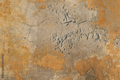 Canvas Prints Old dirty textured wall Muro vecchio grezzo, trama