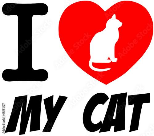 kocham-mojego-kota-czerwone-serce-z-sylwetka-i-tekstem
