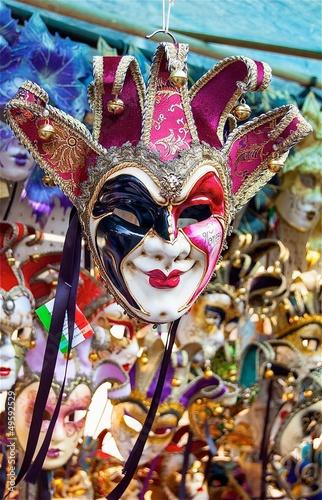 Fototapety, obrazy: Masque de Venise