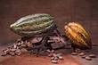 Leinwandbild Motiv Chocolat