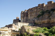 historical Jodphur fort in Rajasthan, India