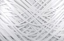 Fondo Abstracto Blanco 3d Con ...