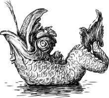 Fountain Fish