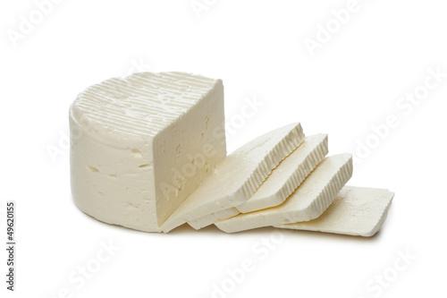 Feta cheese from sheep milk