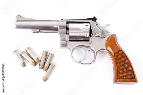 Tela 38 Special Revolver