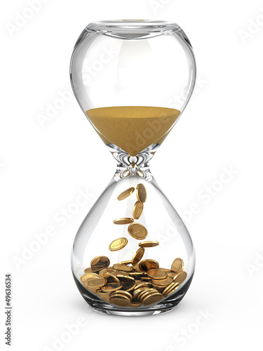 Time is money concept