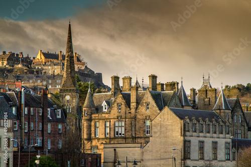 Tuinposter Fantasie Landschap Stirling Castle