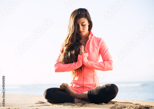 Vászonkép  Morning Meditation