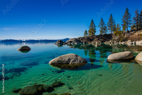 Fotografie, Obraz  Lake Tahoe
