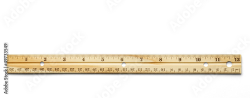 Tablou Canvas Ruler