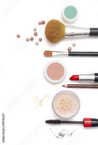 Fotografía  Make-Up Border