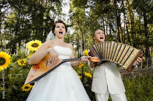 Vászonkép  wedding