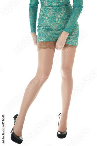 long legs nylon